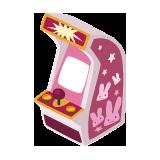 8/06/10 actualización Pink-bunny-fun-time-arcade-machine-functional