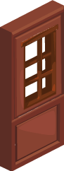 Dignified Window Frame Divider